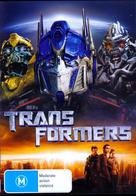 Transformers - Australian Movie Cover (xs thumbnail)