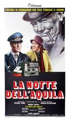 The Eagle Has Landed - Italian Movie Poster (xs thumbnail)