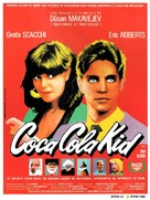 The Coca-Cola Kid - French Movie Poster (xs thumbnail)