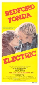 The Electric Horseman - Australian Movie Poster (xs thumbnail)