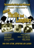 Days of Thrills and Laughter - DVD movie cover (xs thumbnail)