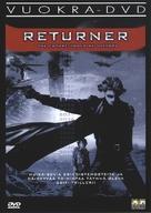 Returner - Finnish DVD movie cover (xs thumbnail)