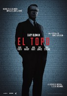 Tinker Tailor Soldier Spy - Spanish Movie Poster (xs thumbnail)