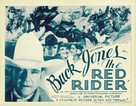 The Red Rider - Movie Poster (xs thumbnail)
