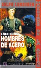 Men Of War - Spanish VHS cover (xs thumbnail)