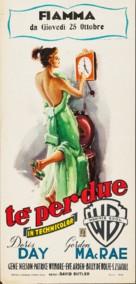 Tea for Two - Italian Movie Poster (xs thumbnail)