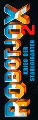 Robot Wars - German Logo (xs thumbnail)