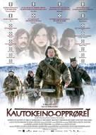 Kautokeino 1852 - Norwegian poster (xs thumbnail)