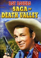 Saga of Death Valley - DVD cover (xs thumbnail)