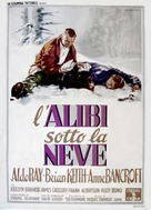 Nightfall - Italian Movie Poster (xs thumbnail)