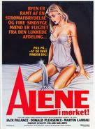 Alone in the Dark - Danish Movie Poster (xs thumbnail)