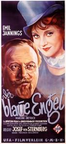 Der blaue Engel - German Movie Poster (xs thumbnail)