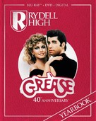 Grease - Blu-Ray movie cover (xs thumbnail)