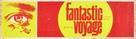 Fantastic Voyage - Movie Poster (xs thumbnail)