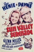 Sun Valley Serenade - Movie Poster (xs thumbnail)