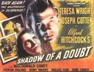 Shadow of a Doubt - British Movie Poster (xs thumbnail)