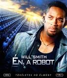 I, Robot - Hungarian Blu-Ray movie cover (xs thumbnail)