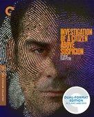 Indagine su un cittadino al di sopra di ogni sospetto - Blu-Ray cover (xs thumbnail)