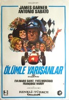 Grand Prix - Turkish Movie Poster (xs thumbnail)