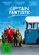 Captain Fantastic - German Movie Cover (xs thumbnail)