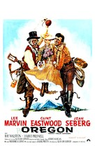 Paint Your Wagon - Belgian Movie Poster (xs thumbnail)