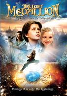 The Lost Medallion: The Adventures of Billy Stone - DVD movie cover (xs thumbnail)