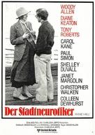 Annie Hall - German Movie Poster (xs thumbnail)