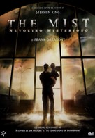 The Mist - Portuguese Movie Cover (xs thumbnail)
