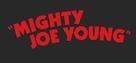 Mighty Joe Young - Logo (xs thumbnail)