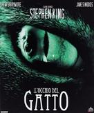 Cat's Eye - Italian Blu-Ray cover (xs thumbnail)