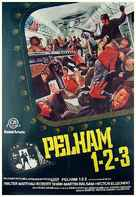 The Taking of Pelham One Two Three - Spanish Movie Poster (xs thumbnail)