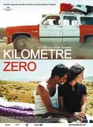 Kilomètre zéro - German poster (xs thumbnail)