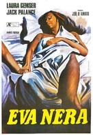 Eva nera - Turkish Movie Poster (xs thumbnail)