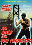 Huang mian lao hu - German Movie Poster (xs thumbnail)