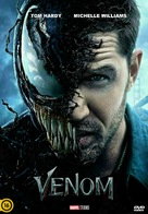 Venom - Hungarian Movie Cover (xs thumbnail)