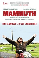 Mammuth - Belgian Movie Poster (xs thumbnail)