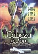 Cabeza de Vaca - Mexican DVD cover (xs thumbnail)