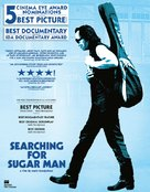 Searching for Sugar Man - For your consideration poster (xs thumbnail)