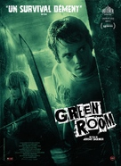 Green Room - French Movie Poster (xs thumbnail)