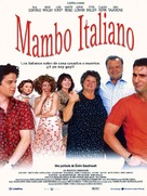 Mambo italiano - Spanish Movie Poster (xs thumbnail)