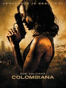 Colombiana - French Movie Poster (xs thumbnail)