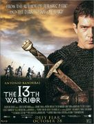 The 13th Warrior - Australian Movie Poster (xs thumbnail)