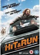 Hit and Run - British DVD movie cover (xs thumbnail)