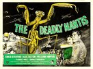 The Deadly Mantis - British Movie Poster (xs thumbnail)