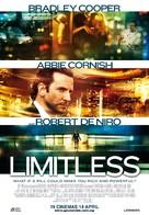 Limitless - Malaysian Movie Poster (xs thumbnail)