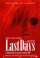 Last Days - Italian Movie Poster (xs thumbnail)