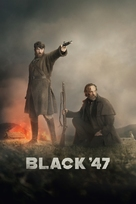 Black 47 - British Movie Cover (xs thumbnail)
