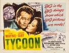 Tycoon - Movie Poster (xs thumbnail)