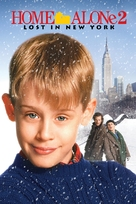 Home Alone 2: Lost in New York - DVD cover (xs thumbnail)