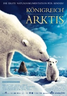 Arctic Tale - German Movie Poster (xs thumbnail)